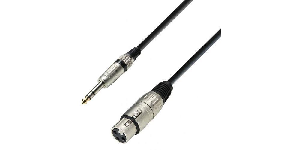 cable XLR Hembra a  Jack Macho oferta