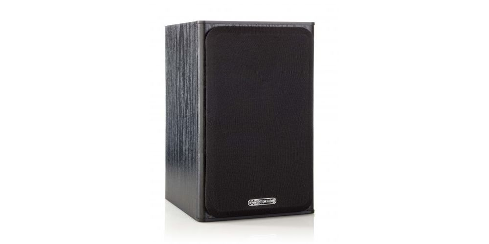monitor audio broze 1 black front