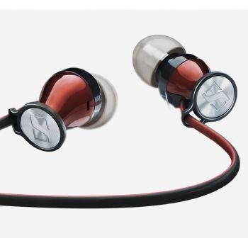 Sennheiser Momentum M2 IEG Rojo Auricular para ANDROID