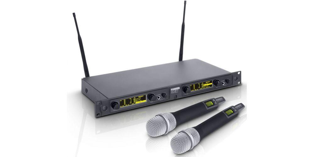 comprar microfono doble LDsystems WIN42HHD2B5