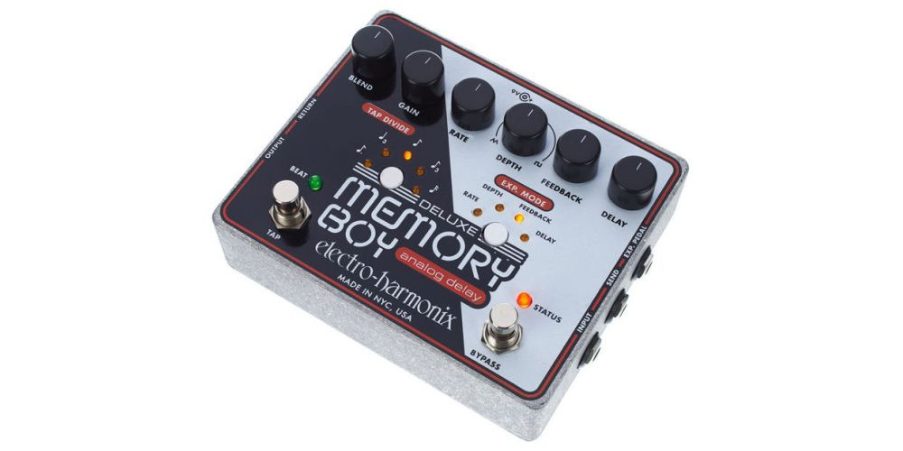 elektro harmonix deluxe memory boy
