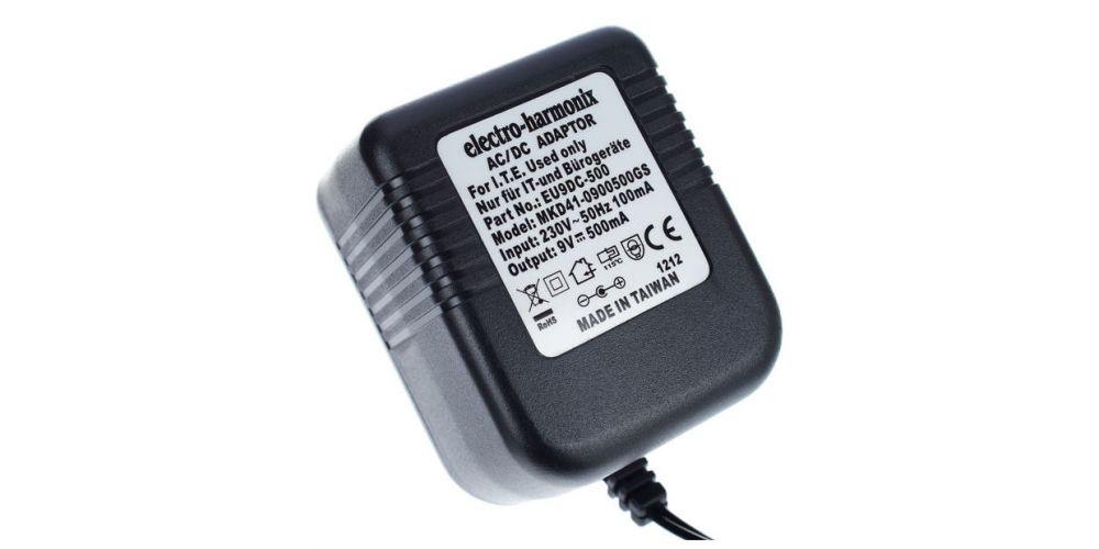 electro harmonix 9v 500dc 4