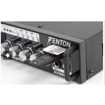Fenton AV380BT Kit de Amplificador con bafles USB/SD/BT 103145