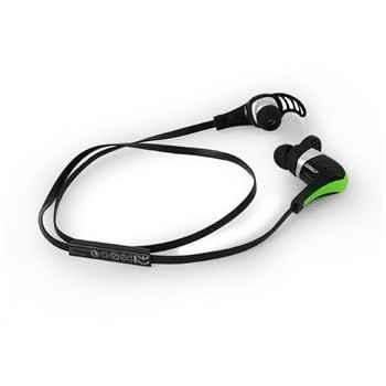 SUNSTECH HPBT220 Verde Auriculares Bluetooth