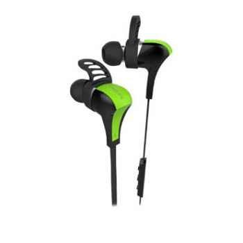 SUNSTECH HPBT220 Verde Auriculares Bluetooth