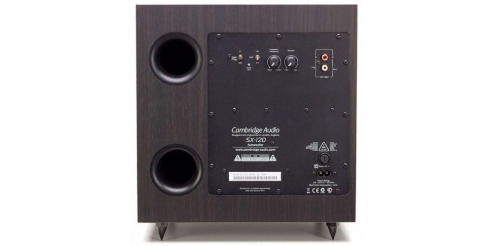 cambridge audio sx120 subwoofer