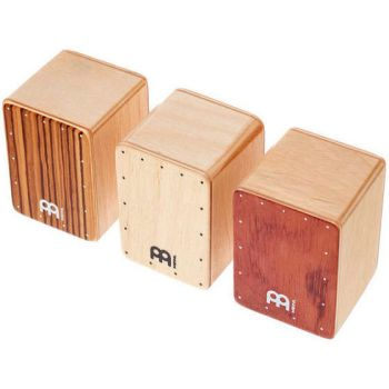 Meinl SH50-SET Set de 3 minishakers