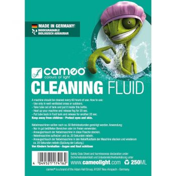 Cameo CLEANING FLUID 0.25L