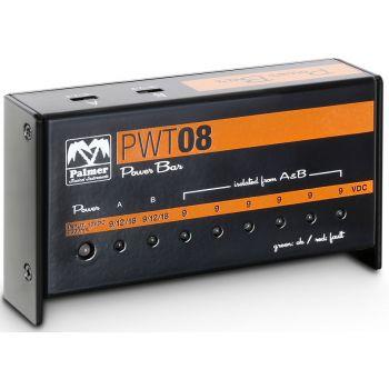PALMER PWT08 Fuente de alimentación universal de 9 V