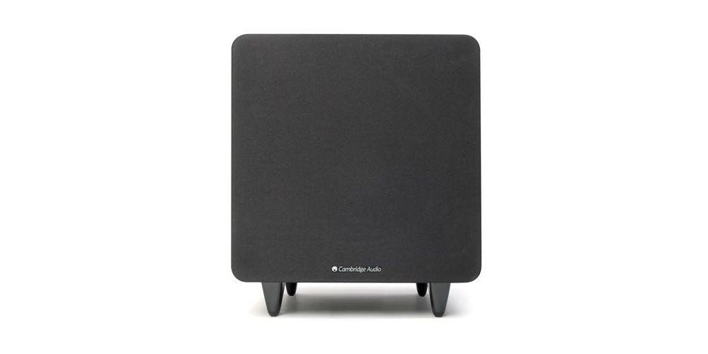 Cambridge Audio Minx x301 color negro Subwoofer