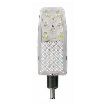 DAP Audio Cabeza LED Snakelight Azul-Blanca