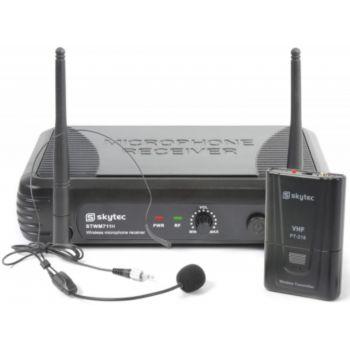 SKYTEC STWM711H Sistema inalambrico VHF con micro de cabeza 179187