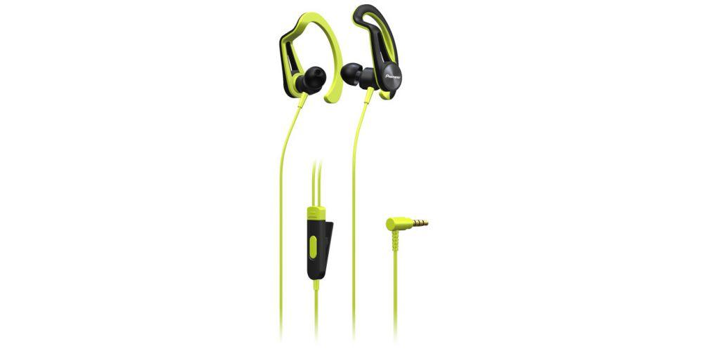 pioneer SE E5Y auriculares sport