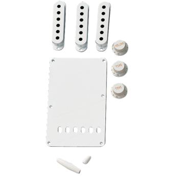 Fender Kit de Accesorios Vintage-Style Stratocaster White