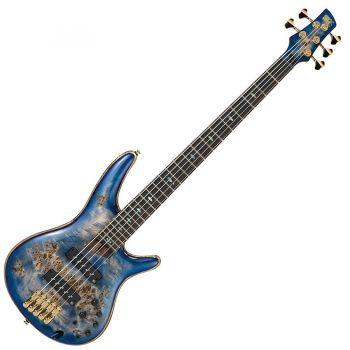 Ibanez SR2605-CBB Premium 5 cuerdas Cerulean Blue Burst + Estuche