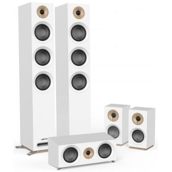 Jamo S809 HCS White Altavoces Home Cinema 5.0 Blancos