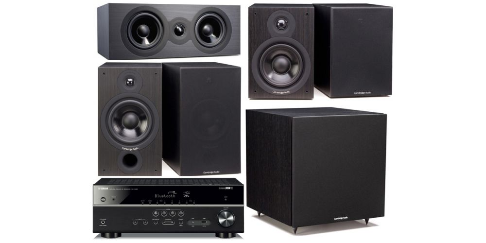 yamaha rxv485 Cambridge Audio SX  60 cinema pack black sx60 sx70 sx50