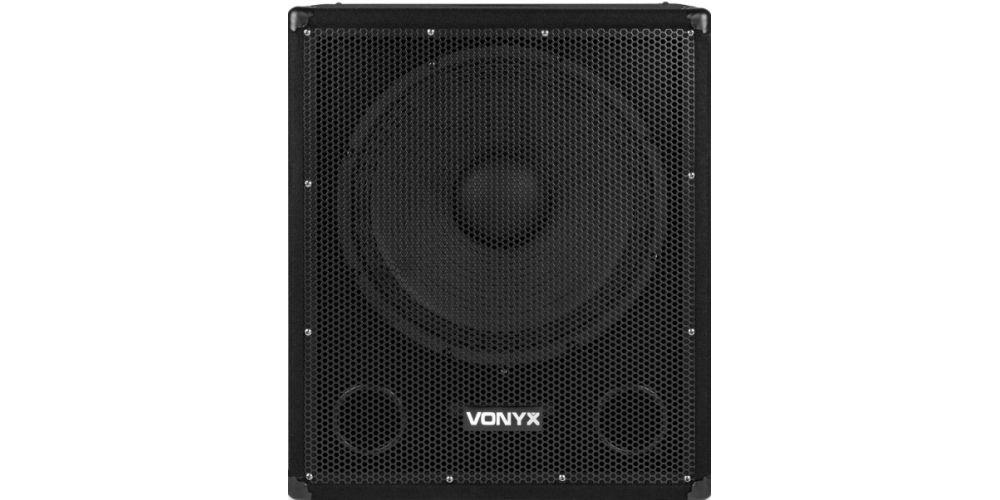 comprar Vonyx SMW BA15 MP3 Subwoofer
