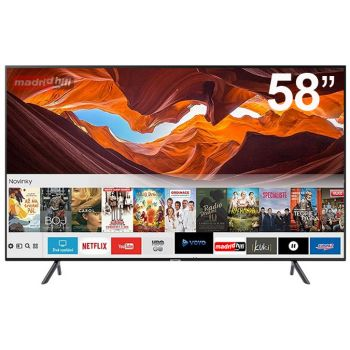 SAMSUNG UE58NU7105 Smart Tv 58