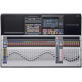 Presonus StudioLive 32S Mezclador Digital con interfaz de grabación USB