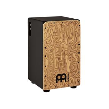 Meinl PWCP100MB Cajón Woodcraft Profesional Pickup Makah-Burl