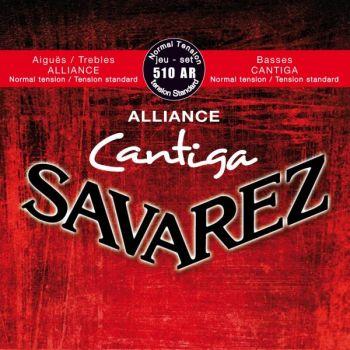 Savarez 510AR Alliance Cantiga Juego de Cuerdas