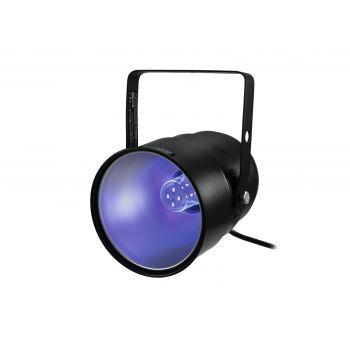 Eurolite UV-Spot with UV LED 5W Luz Negra