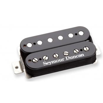 Seymour Duncan SH-6B Duncan Distortion Negro Pastilla para Guitarra Eléctrica