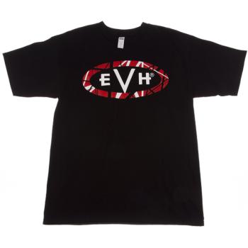 EVH T-Shirt Logo Black Talla S