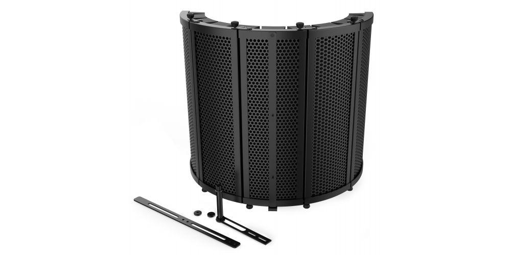 Audibax RF10 Black 10 filtro anti reflexiones