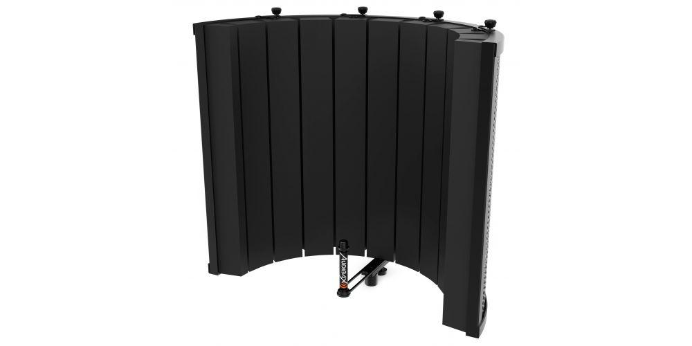 audibax rf10 black pantalla estudio filtro acústica