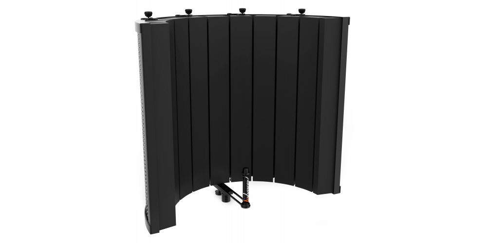 audibax rf10 black pantalla estudio filtro micrófono