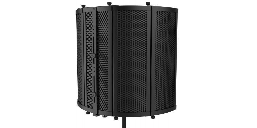 audibax rf10 black pantalla estudio
