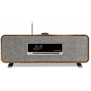 Ruark R3 Walnut Radio portátil FM/DAB Bluetooth con funciones de red