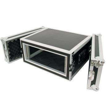 Roadinger Amplifier Rack SP-2 4U shock-proof