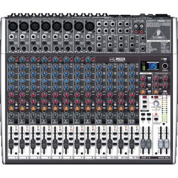 BEHRINGER X2222 USB Mezclador para Directo Behringer X-2222 USB Und.