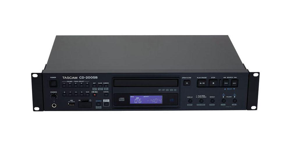 comprar Tascam CD 200SB