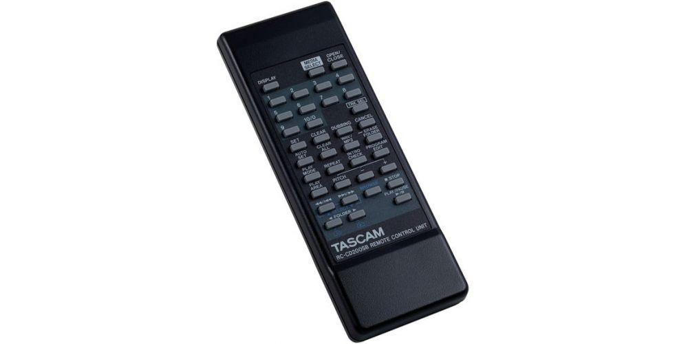 mando Tascam CD 200SB