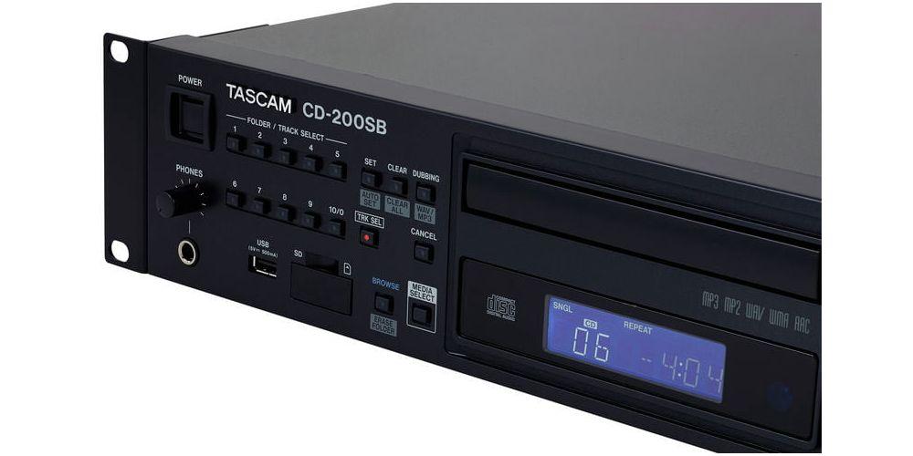 oferta Tascam CD 200SB