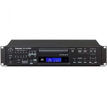 TASCAM CD-200SB Lector CD, Lector MP3 , WAV SD Y USB