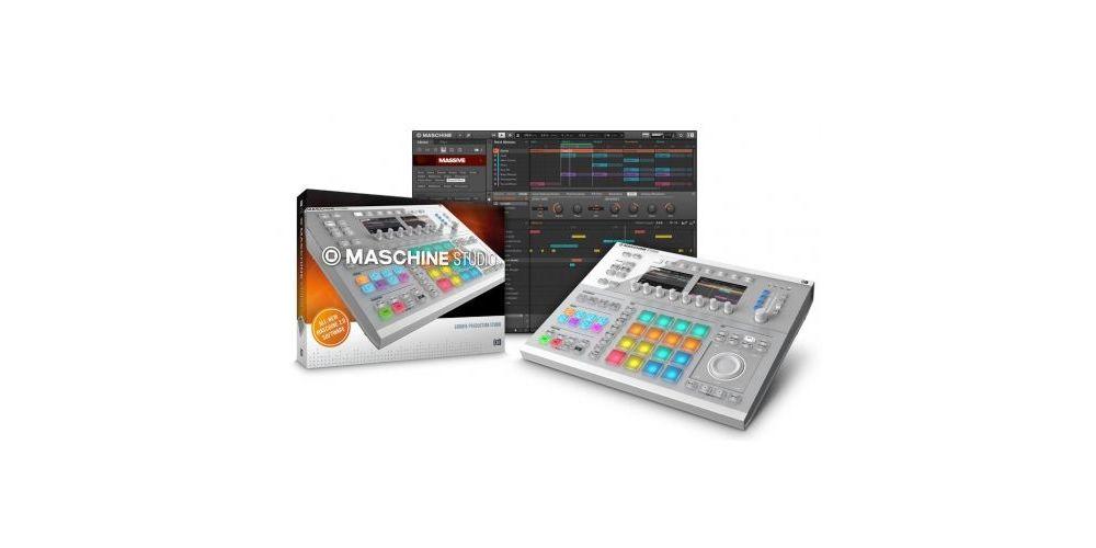 MASCHINE STUDIO Blanco Native Instruments