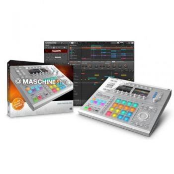 MASCHINE STUDIO Blanco Native Instruments
