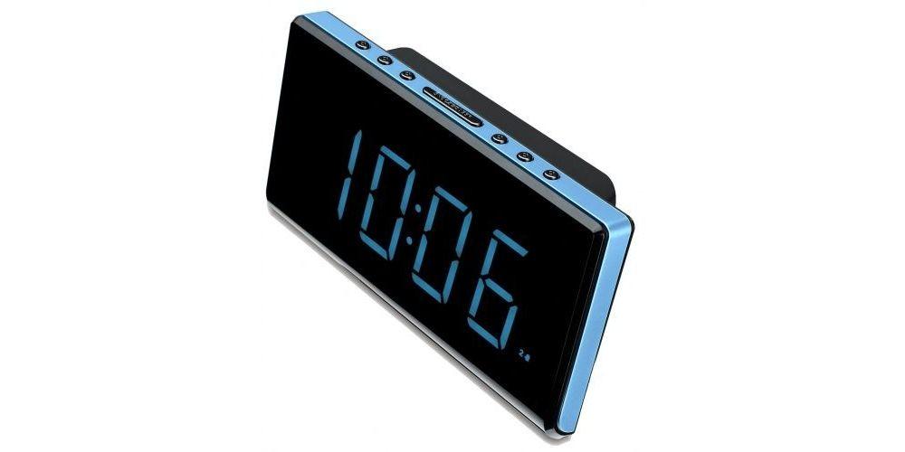 SUNSTECH FRD28 Radio Reloj Despertador