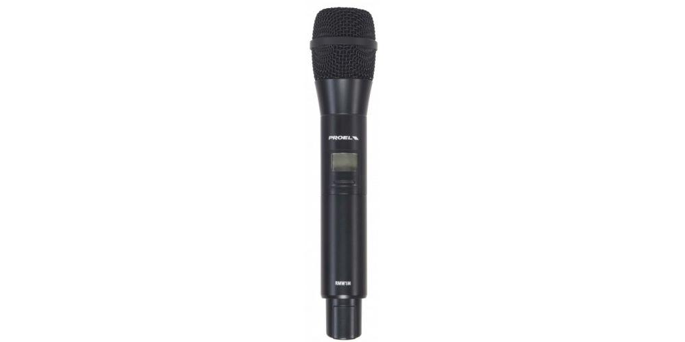 PROEL RMW1000M Microfono Inalambrico de Mano