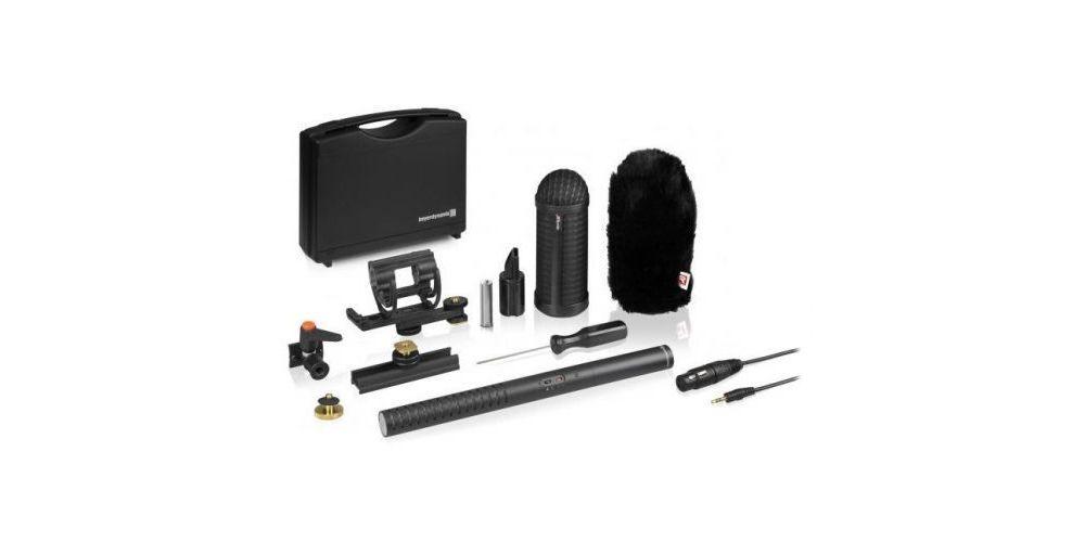 BEYERDYNAMIC MCE 85BA Kit Completo Micrófono Cañon