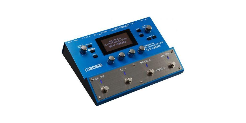 sintetizador boss sy 300