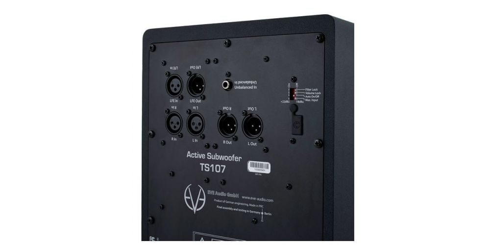 Eve Audio TS107 Subwoofer