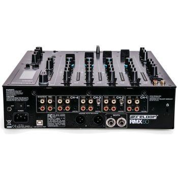 Reloop RMX-60 Mesa Mezclas Club 4+1 canales
