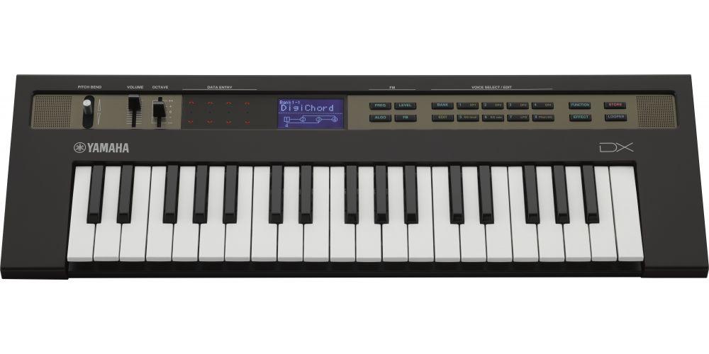 Yamaha reface dx sintetizador