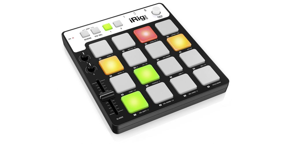 IRIG PADS FRONT